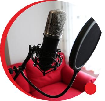 фото микрофона